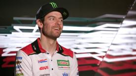 The Championship leader talks possibilities on the horizon at the Americas GP