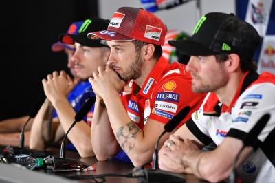 Competition at COTA: Thursday's Press Conference round-up