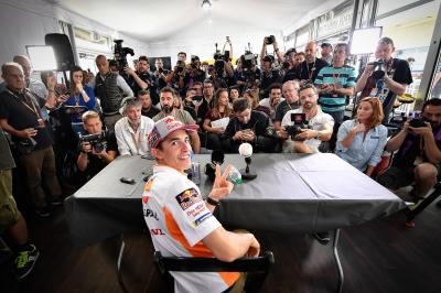 "Marquez: ""I learn from my mistakes"""
