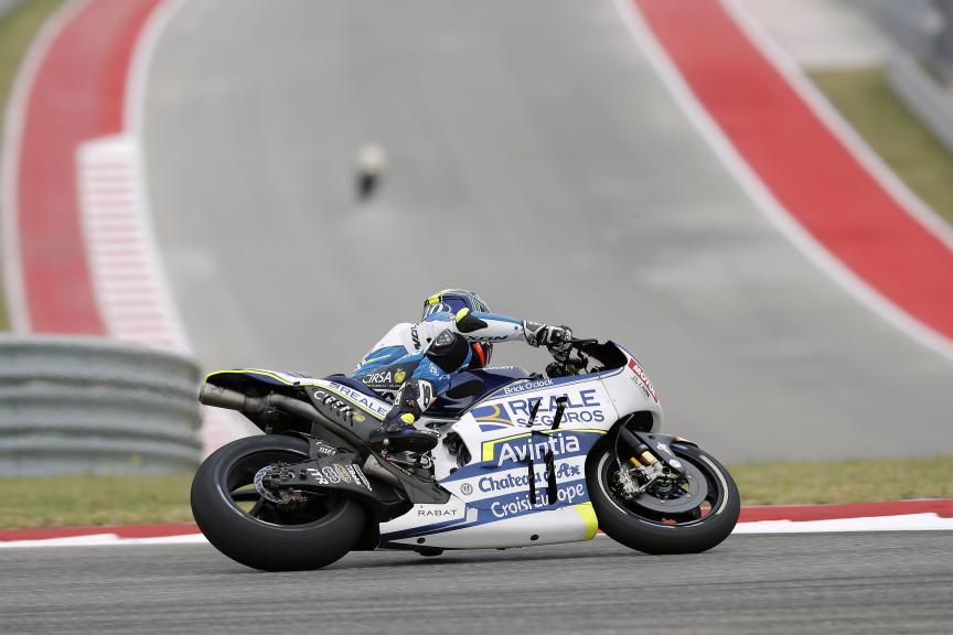 Xavier Simeon, Reale Avintia Racing, Red Bull Grand Prix of The Americas