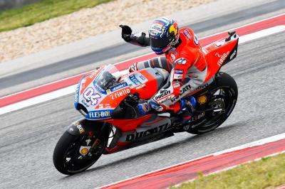 "Dovizioso: ""We have some ideas to try tomorrow"""