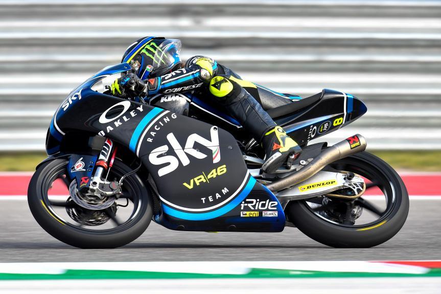 Nicolo Bulega, Sky Racing Team VR46, Red Bull Grand Prix of The Americas