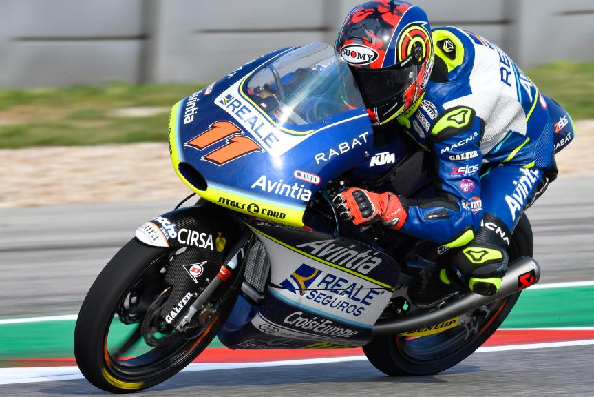 Livio Loi, Reale Avintia Academy, Red Bull Grand Prix of The Americas