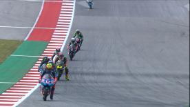 Revivez la deuxième séance d'essais libres de la catégorie Moto3™ à Austin.