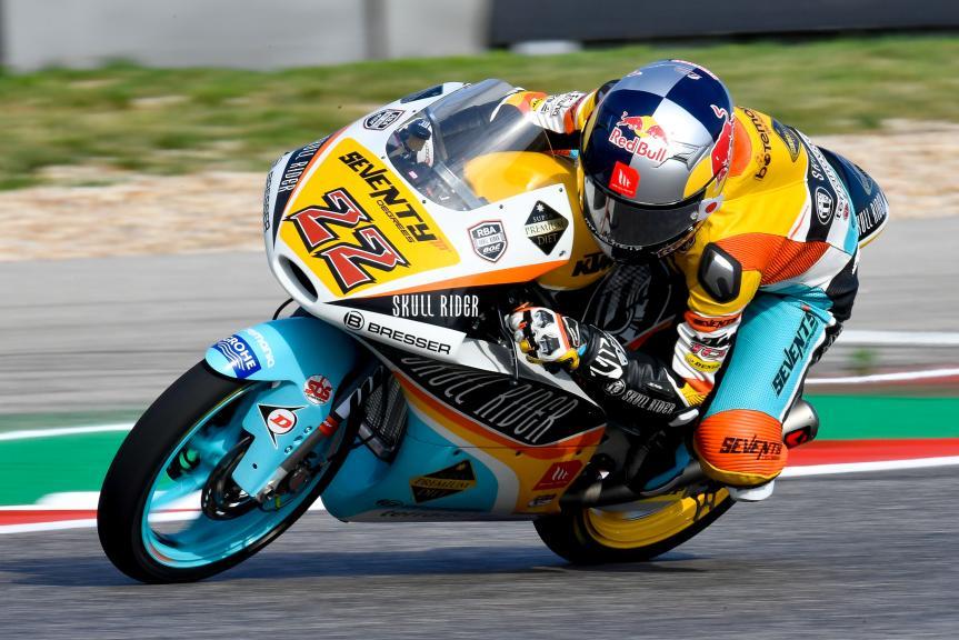 Kazuki Masaki, RBA BOE Skull Rider, Red Bull Grand Prix of The Americas
