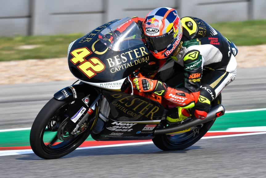 Marcos Ramirez, Bester Capital Dubai, Red Bull Grand Prix of The Americas