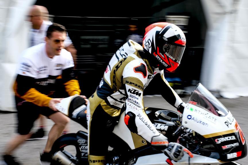 Albert Arenas, Angel Nieto Team Moto3, Red Bull Grand Prix of The Americas