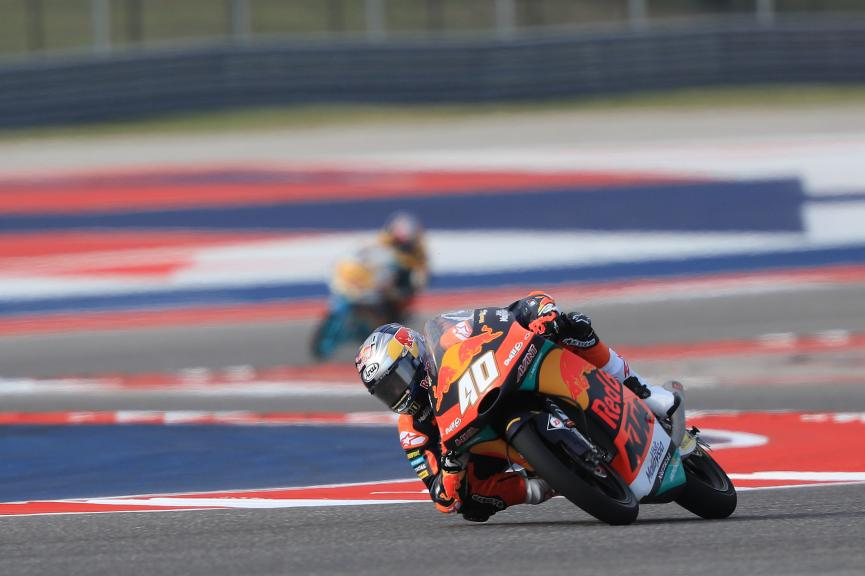 Darryn Binder, Red Bull KTM Ajo, Red Bull Grand Prix of The Americas