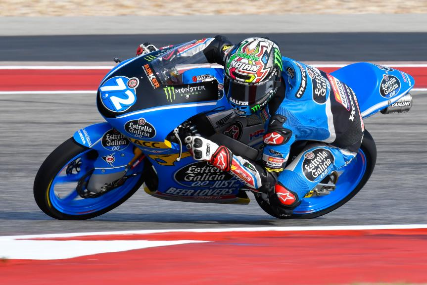 Alonso Lopez, Estrella Galicia 0,0, Red Bull Grand Prix of The Americas