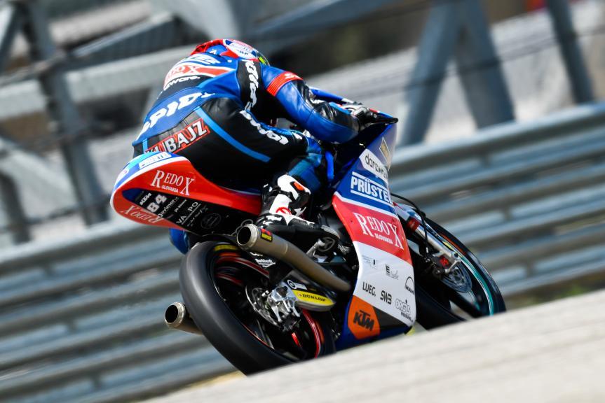 Jakub Kornfeil, Pruestelgp, Red Bull Grand Prix of The Americas