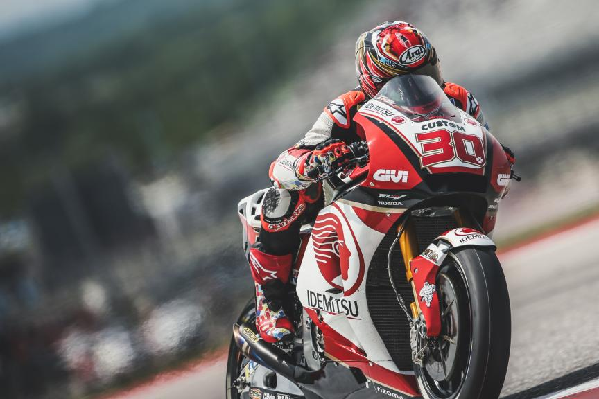 Takaaki Nakagami, LCR Honda Idemitsu, Red Bull Grand Prix of The Americas