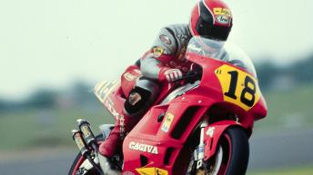Randy Mamola - MotoGP Legend