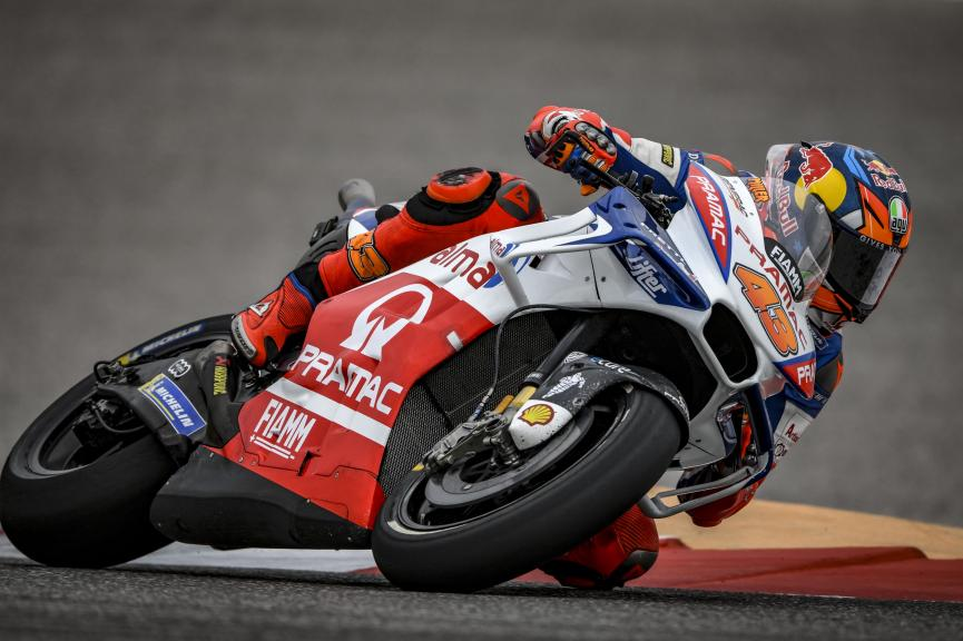 Jack Miller, Alma Pramac Racing, Red Bull Grand Prix of The Americas