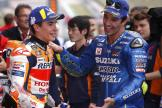 Marc Marquez, Repsol Honda Team, Andrea Iannone, Team Suzuki Ecstar, Red Bull Grand Prix of The Americas