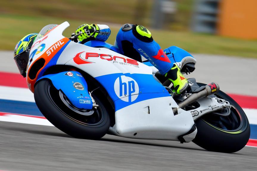 Lorenzo Baldassari, Pons HP40, Red Bull Grand Prix of The Americas