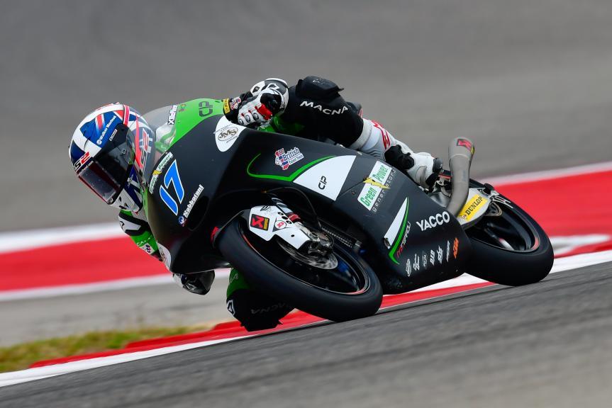 John Mcphee, CIP - Green Power, Red Bull Grand Prix of The Americas