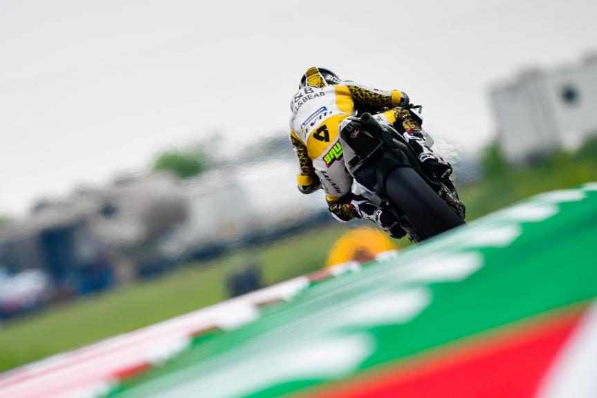 Alvaro Bautista, Angel Nieto Team, Red Bull Grand Prix of The Americas