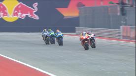 Revivez la troisième séance d'essais libres de la catégorie MotoGP™ à Austin.
