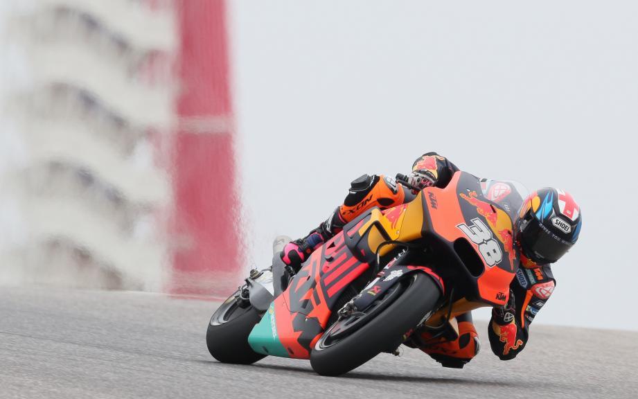 Bradley Smith, Red Bull KTM Factory Racing, Grand Prix of Qatar
