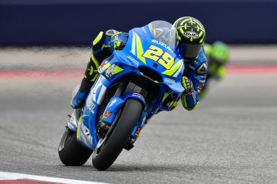 Iannone fastest on Friday: 'Anything is possible'