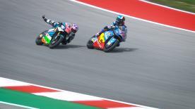 El piloto del Red Bull KTM Factory Team se impuso por delante de Lowes y de Álex Márquez