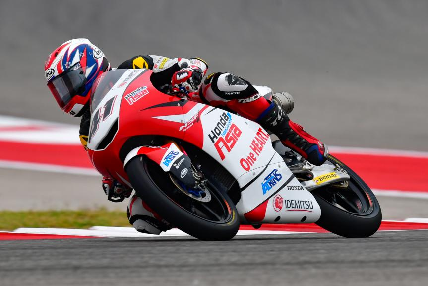 Nakarin Atiratphuvapat, Honda Team Asia, Red Bull Grand Prix of The Americas