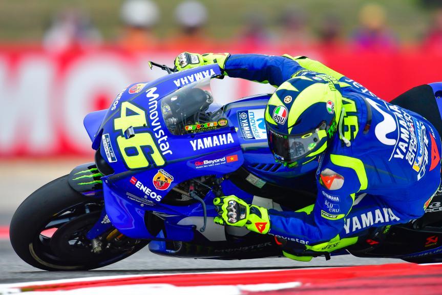 Valentino Rossi, Movistar Yamaha MotoGP, Red Bull Grand Prix of The Americas