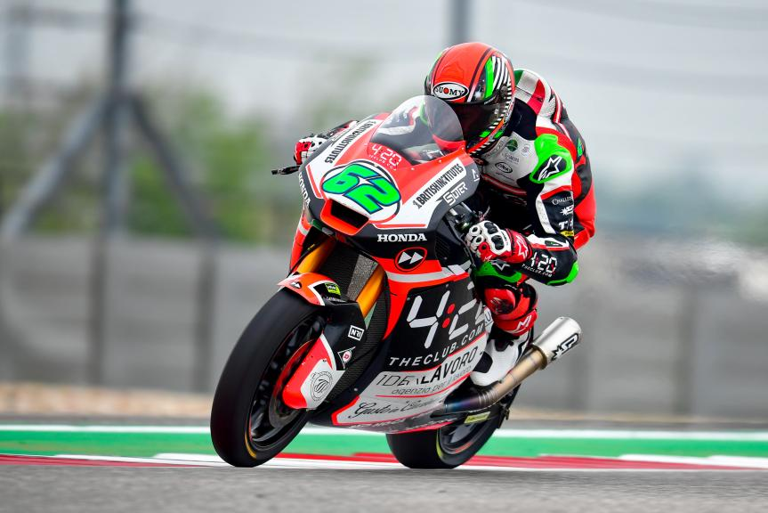 Stefano Manzi, Forward Racing Team, Red Bull Grand Prix of The Americas