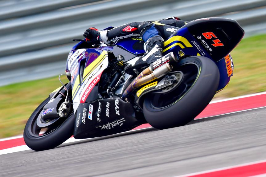 Bo Bendsneyder, Tech 3 Racing, Red Bull Grand Prix of The Americas