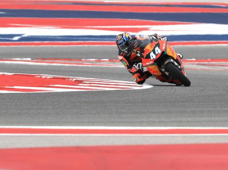 Moto2, Free Practice, Red Bull Grand Prix of The Americas