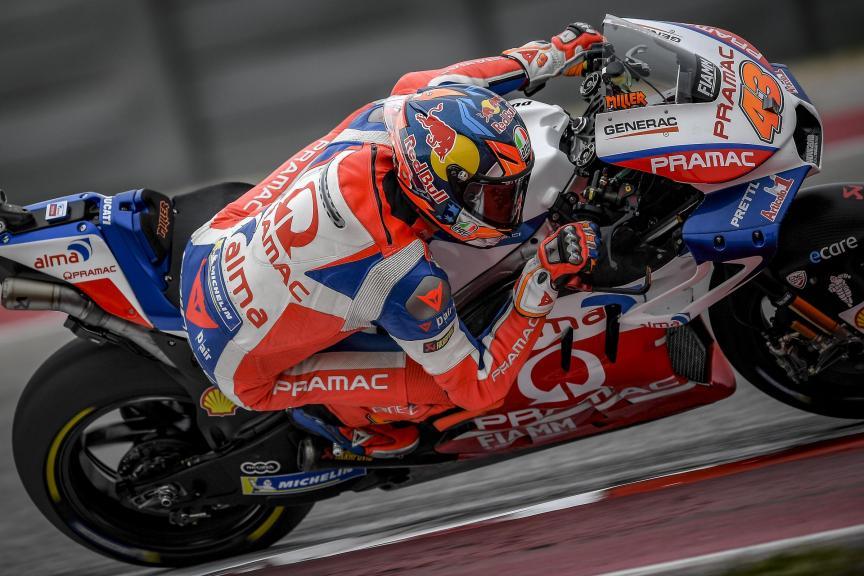 Jack Miller, Alma Pramac Racing, Red Bull Grand Prix of The Americas