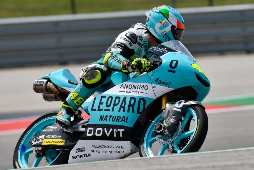 Lorenzo Dalla Porta, Leopard Racing, Red Bull Grand Prix of The Americas