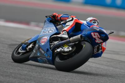 Pasini, Marquez, Lowes strike back before qualifying