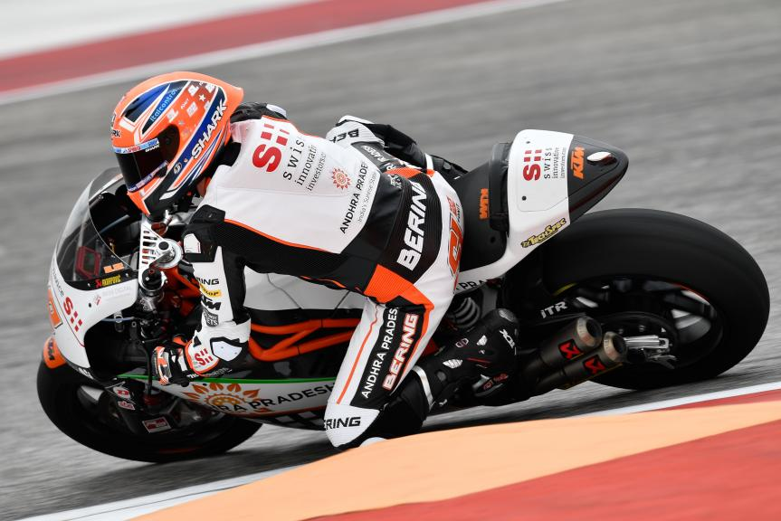 Sam Lowes, Swiss Innovative Investors, Red Bull Grand Prix of The Americas