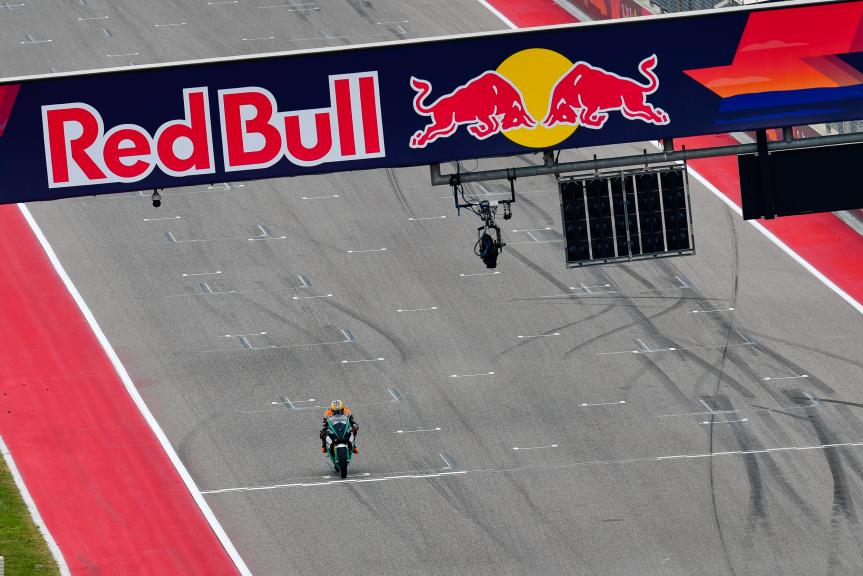 MotoE, Red Bull Grand Prix of The Americas