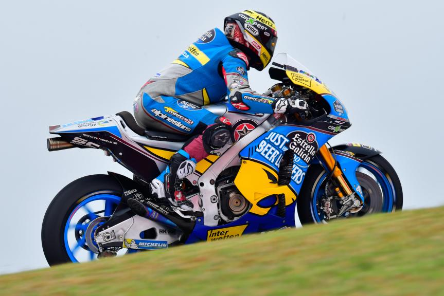 Thom Luthi, Eg 0,0 Marc VDS, Red Bull Grand Prix of The Americas