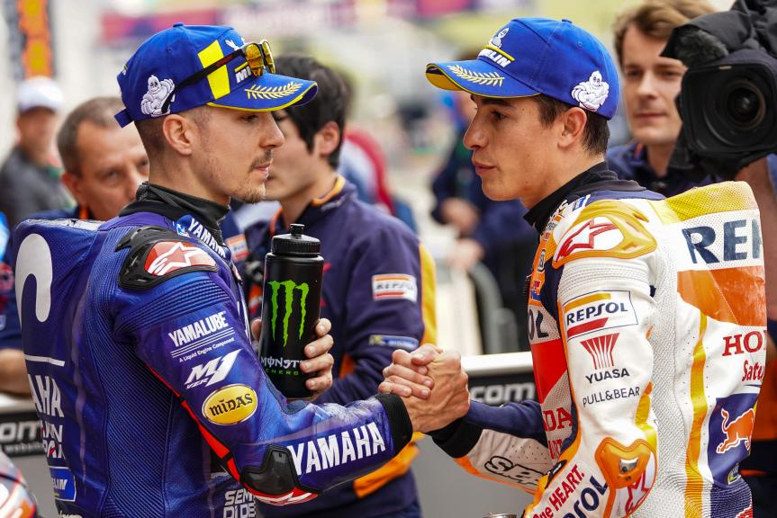 Maverick Viñales, Marc Marquez, Red Bull Grand Prix of The Americas