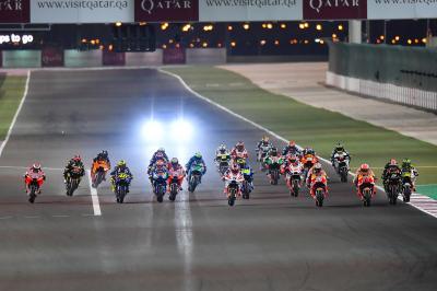 Informations des Commissaires FIM MotoGP™