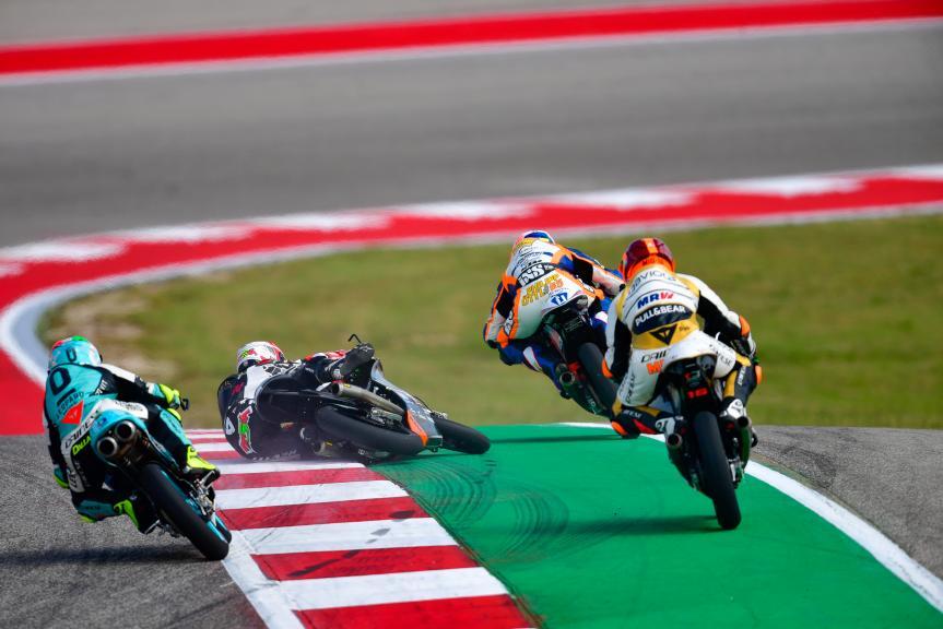 Moto3, Red Bull Grand Prix of The Americas