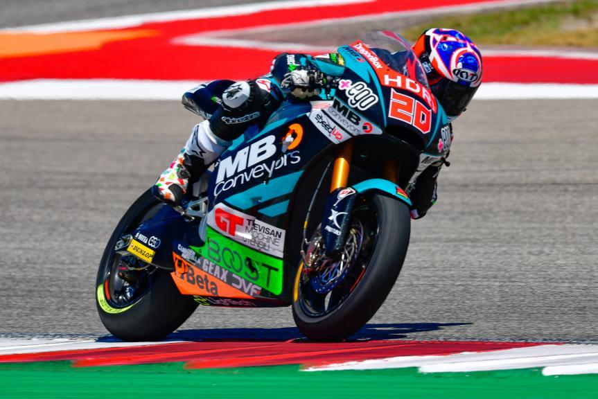 Fabio Quartararo, Speed Up Racing, Red Bull Grand Prix of The Americas