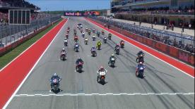 Relive the closely contested intermediate class race from the Circuit of the Americas