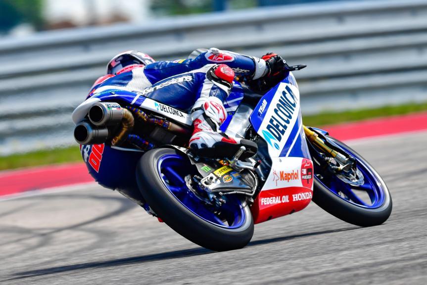 Fabio Di Giannantonio, Del Conca Gresini Moto3, Red Bull Grand Prix of The Americas