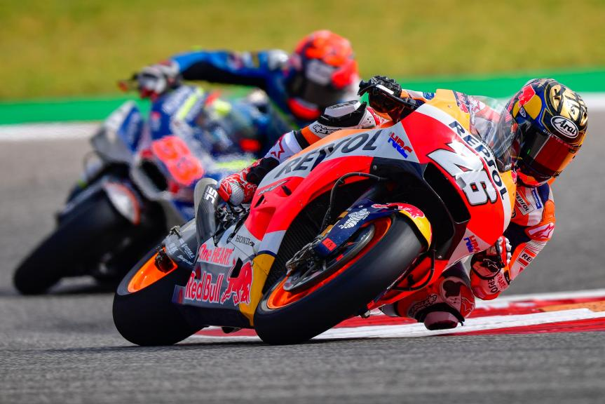 Dani Pedrosa, Repsol Honda Team, Red Bull Grand Prix of The Americas