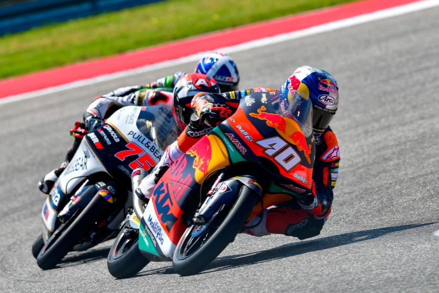 Moto3, Red Bull Grand Prix of The Americas