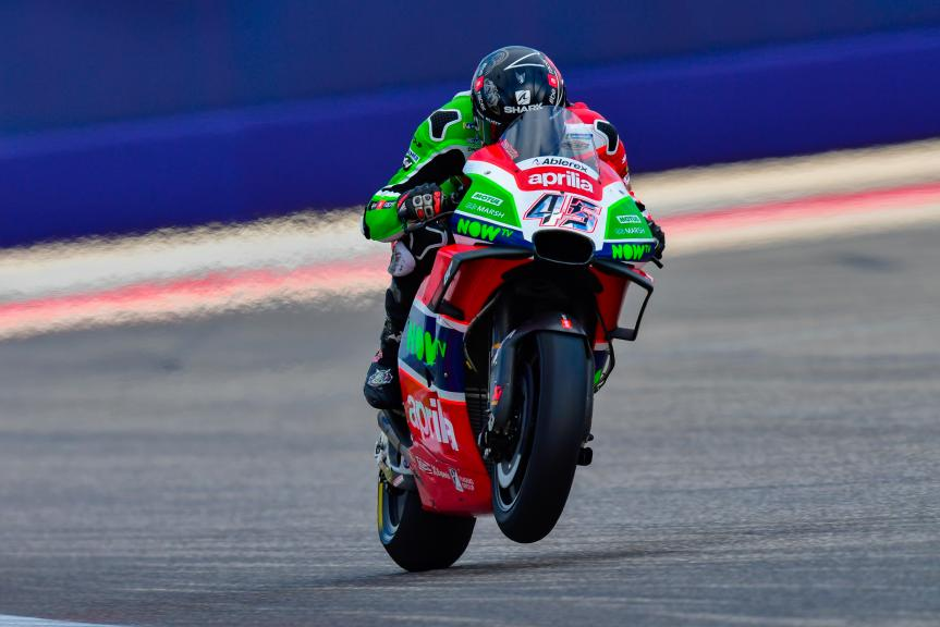 Scott Redding, Aprilia Racing Team Gresini, Red Bull Grand Prix of The Americas