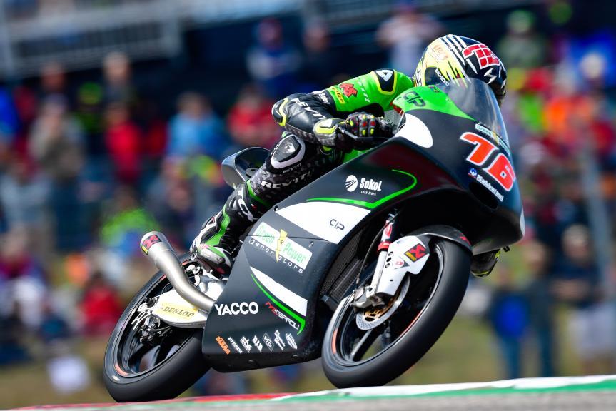 Makar Yurchenko, CIP - Green Power, Red Bull Grand Prix of The Americas