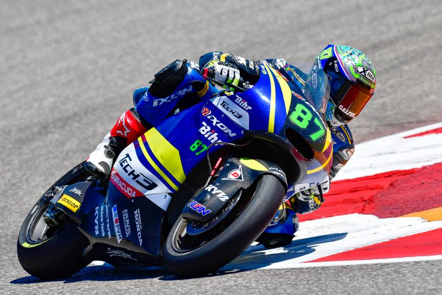 Remy Gardner, Tech 3 Racing, Red Bull Grand Prix of The Americas