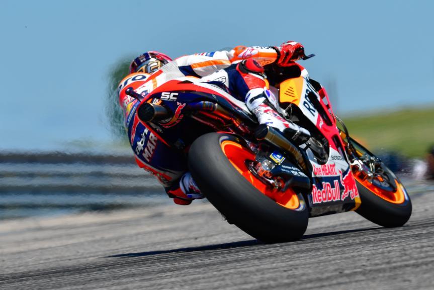 Marc Marquez, Repsol Honda Team, Red Bull Grand Prix of The Americas