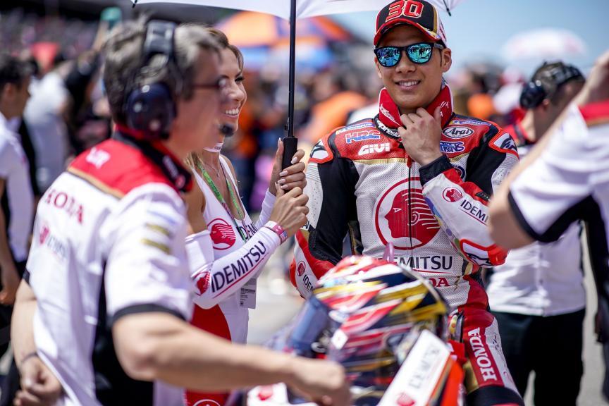 Takaaki Nakagami, LCR Honda Idemitsu, Red Bull Grand Prix of The Americas