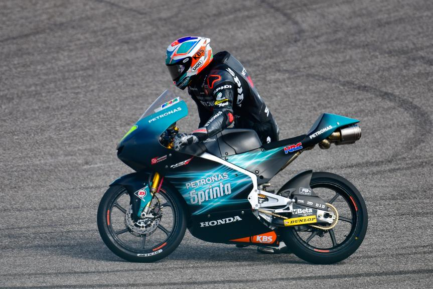 Adam Norrodin, Petronas Sprinta Racing, Red Bull Grand Prix of The Americas